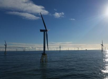 Innogy Paves the Way for Wind Farm Off The German Coast