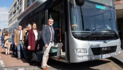Passengers Make Ireland