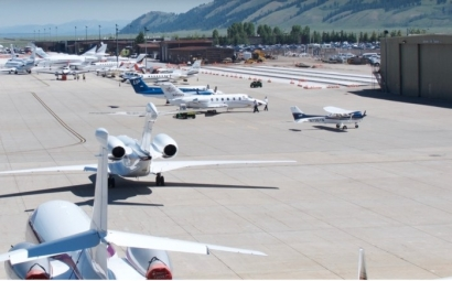 Avfuel to Demo Viability of SAF at Jackson Hole Aviation