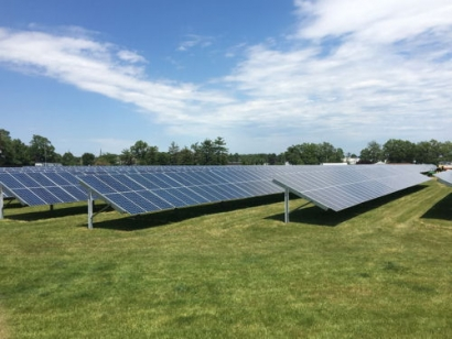 Solar Farm Will Power EPA