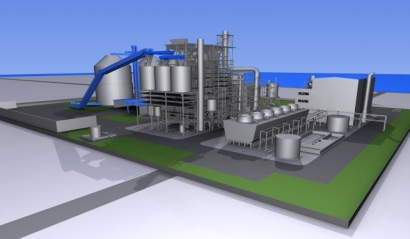 SHI Secures Order for a 75 MW Dedicated Biomass Combustion Power Plant
