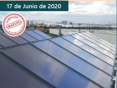 Cita on line el 17 de junio para conocer los múltiples usos de la solar térmica en la industria