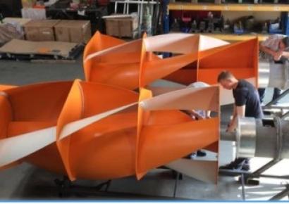 SINN Power Supplies Wind Turbine Developer with High-Tech Generators