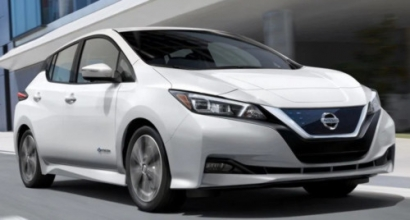Sales of All-Electric Nissan Leaf Surged 31 Percent in 2018