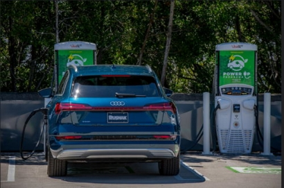 Pasadena Installs Largest Public Electric Vehicle Fast-Charging Plaza in US