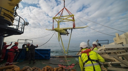 Minesto Completes Offshore Test Program of Tidal Energy Project