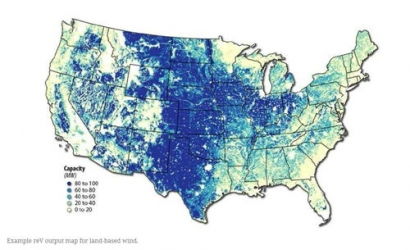 Open-Source Renewable Energy Potential Model Offers Endless Possibilities