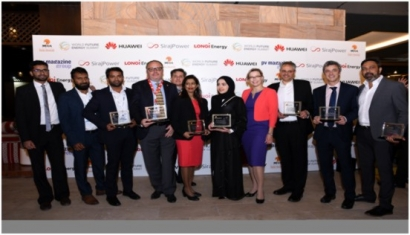 2020 MESIA Awards Ceremony Held in Abu Dhabi
