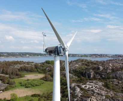 Vestas Ventures Invests in Wood Technology Company Modvion