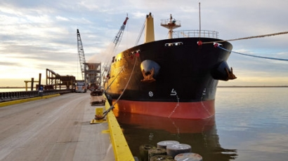 MINSHIP Embarks on Bulk Carrier Biofuel Trial