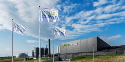 Nature Energy Enters Into Biogas Deal with Shell
