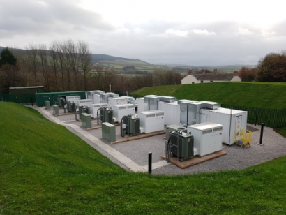 NEC Commissions 50MW of Energy Storage Projects