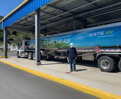 Neste, NuStar Expand Renewable Fuel Hub in California
