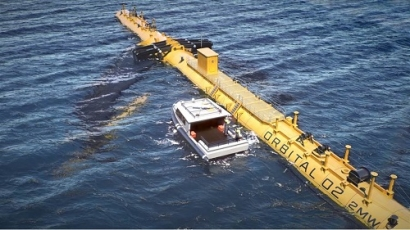 Scotrenewables Rebrands as Orbital Marine Power and Prepares for New Turbine Build