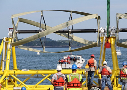 ORPC Plans to Advance Tidal Energy In Cook Inlet