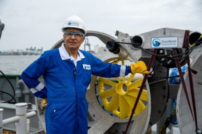 Hydrokinetic Clean Energy Harnessed From Florida's Gulf Stream