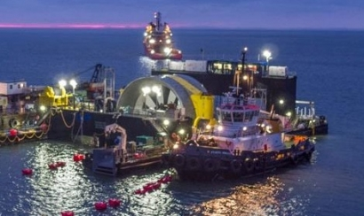 Naval Energies Stops Investment in Tidal Turbines