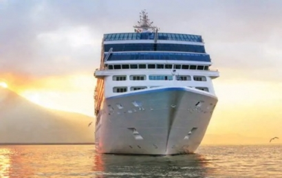 Oceania Cruises Partners with Vero Water to Eliminate More Than Three Million Plastic Bottles Annually