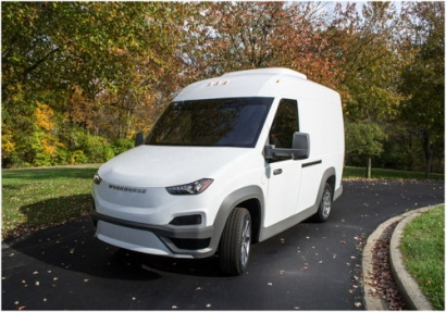 Workhorse Optimizes Last-Mile Delivery with New N-Gen Electric Van