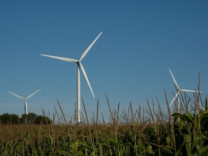 Wind - General Motors Partners with DTE on Wind Energy in Michigan