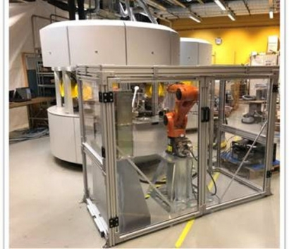 Exceptional Online Auction of Solar Cell Production Lines