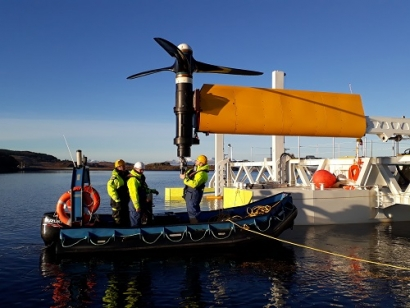 Sustainable Marine Energy Preparing to Ship Tidal Energy Platform to Nova Scotia