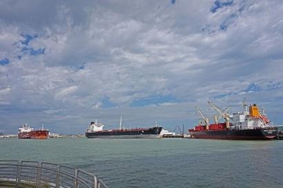 Port Corpus Christi Reaches Wind Turbine Cargo Milestone