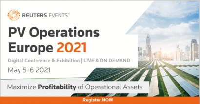PV Operations Europe 2021 This Week!