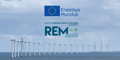 Master of Renewable Energy in the Marine Environment Accepting Applications