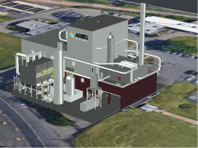 Aries Linden Biosolids Gasification Facility Reaches Financial Close