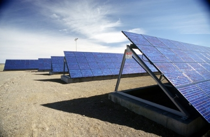 ACWA Power and AlGihaz Close on Financing for PV Project