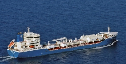 Skangas Fuels Tanker Fure Vinga with Liquefied Biogas