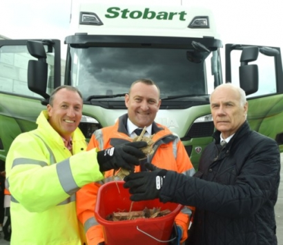 Stobart Energy Opens New Biomass Plant