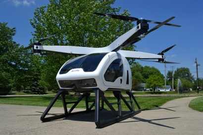 SureFly Helicopter Receives FAA Test Flight Certification
