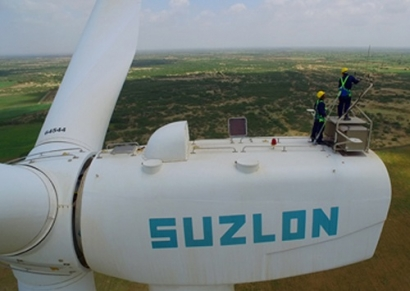 Suzlon Commissions its First Operational Offshore Met Station