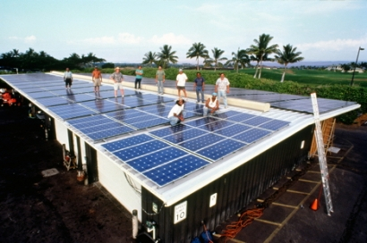 Fire Safety for Solar Panels