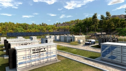 Total to Build the Largest Battery-Based Energy Storage Project In France