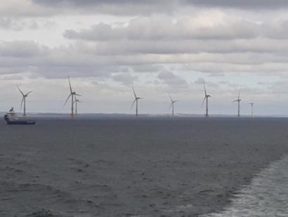Vattenfall Inaugurates 93.2 MW Scottish Offshore Wind Farm
