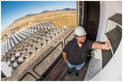 Fractal Design Creates More Efficient Solar Receivers