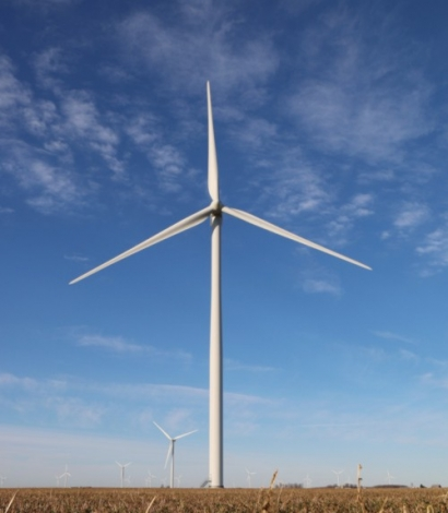 Siemens Gamesa Secures 242 MW Wind Project in Ohio