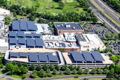 Safari Energy Develops 3.49 MW Solar Project for New Jersey Mall
