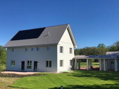 Sonnen and Evolutionary Home Builders Partner on Sustainable Passive Home Community