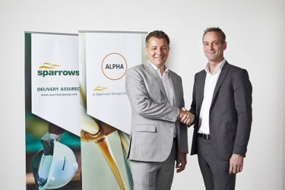 Alpha Offshore Provides Boost to Sparrows Group