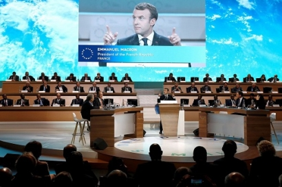 One Planet Summit Marks Two-Year Anniversary of Paris Agreement