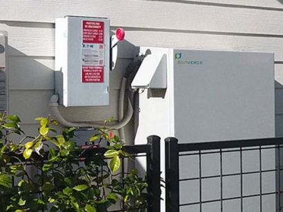 Sunverge Selected for Innovative Residential Energy Storage Program