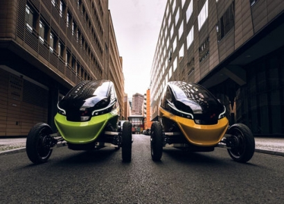 Triggo Unveils Micro-Electric Car to Launch Globally in 2021