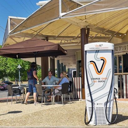 Tritium and EvGateway Partner to Increase DC Fast Charger Locations in California