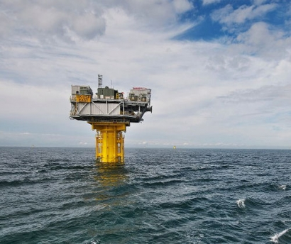 Triton Knoll Offshore Wind Farm Generates First Power