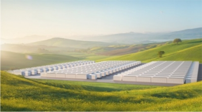 Tesla Introduces Megapack Utility-Scale Energy Storage