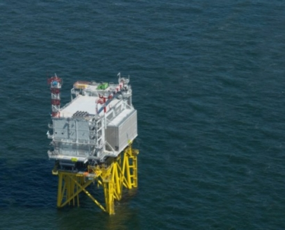 Borssele Alpha Offshore Grid Connection Ready for North Sea Wind Power